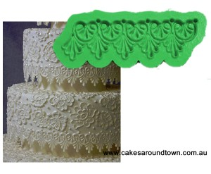 Earlenes Moulds available At Cakes Around Town Australia