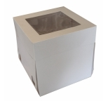 10 inch 25cm High Cake Box (25cm) - PICK UP IN STORE
