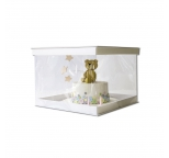 12inch PVC Display Cake Box (30cm High) SINGLE