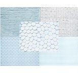 Icing Impression Mats ASSORTMENT (5)