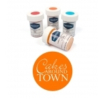 Americolor Powdered Food Colour - ORANGE