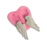 Angel Wings Silicone Mould