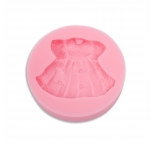Baby Dress Silicone Mould