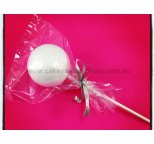 Cake Pop Poly Bags(with single seal) Bags 150 x 100 BULK pack100
