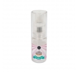 Cakes Around Town Silver Pump Glitter Spray 10g net