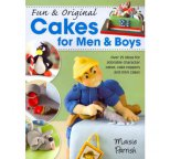 Fun and Original Cakes for Men & Boys  By Maisie Parrish (Paperback)