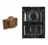Camera Chocolate or Gumpaste Mould