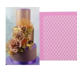 Cake Lace Mat - FISHNET