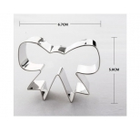 Cookie Cutter - Bow Ribbon 2.75