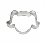 COOKIE CUTTER - Dog Face  9cm