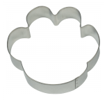 COOKIE CUTTER - Dog Paw Print 4.5