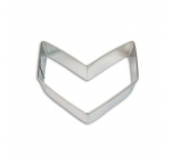 Cookie Cutter - Large Chevron Arrow Cutter 3.14 (8cm)