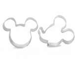 Cookie Cutter - Mouse Head - set 2 -2.5