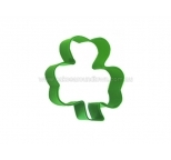 Cookie Cutter - SHAMROCK GREEN 3 RESIN