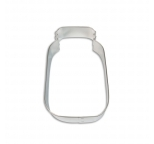 COOKIE CUTTER - Small Mason Jar 3.3 (8.5cm)