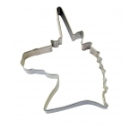 COOKIE CUTTER - Unicorn Head 4.75