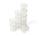 Craft Containers - Pack of 10