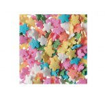 EDIBLE CONFETTI - Mini Flowers - 73.7g Bottle