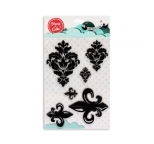 DAMASK & FLEUR Stamp - Stamp a Cake - DISCONTINUED