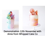 DEMO - 12th November - Drip Cake with Amie