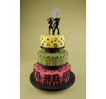 Disco Dancers Set Patchwork Cutter