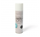 Edible Black Matt Spray - 250ml by Solchim of Italy