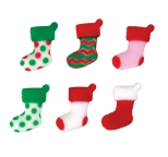Elf Stocking Assortment  BULK Box 144 pieces