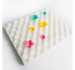 Foam Pad for drying Gumpaste Flowers (2 piece)