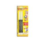 FooDoodler Edible Pen - THICK BLACK 2pk