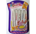 FooDoodler Edible Pens THIN - 10 Set