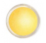 Fractal Colors Pearl Sunflower Yellow Pearl Dust - 10 ml