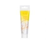 Fractal Food Colour Gel Lemon Yellow - 30g