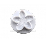 Frangipani Plunger Cutters Set of 4