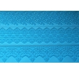 Glory XL Silicone Embossed Cake Lace Mat