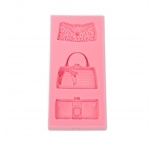 Handbag Selection Silicone Mould