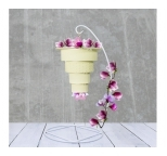 Hanging Cake Stand - White - SECONDS - PICK UP ONLY