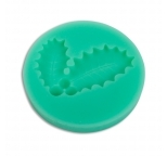 Holly and Berry Silicone Mould