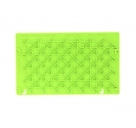 Houndstooth Silicone Onlay by Marvelous Molds