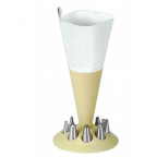 Icing Bag Holder - Cone Shaped