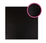LOYAL BLACK MDF Cake Board - 8 inch SQUARE