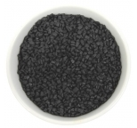 Sprinklz - Black Sugar Crystals - 100g