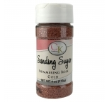 SANDING SUGAR - Shimmering Rose Gold - 113g Bottle