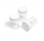 Clear Screw Top Containers (Pack of 3) - 30ml
