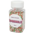 Sprinklz - NON-PAREILS - Christmas Blend - 100g