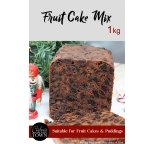 Premium Fruit Cake Mix by Bakels 1Kg