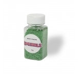 Sprinklz - Green Sprinkles (Jimmies) -  70g