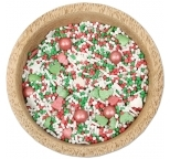 Sprinklz - Jolly Holiday Christmas Mix -100g