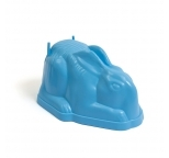 Bunny Mould - 1 piece large  Plastic Mould
