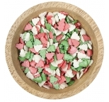 Sprinklz - Christmas Tree Sprinkle Mix 70g