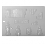 Chocolate Mould - Nativity Scene